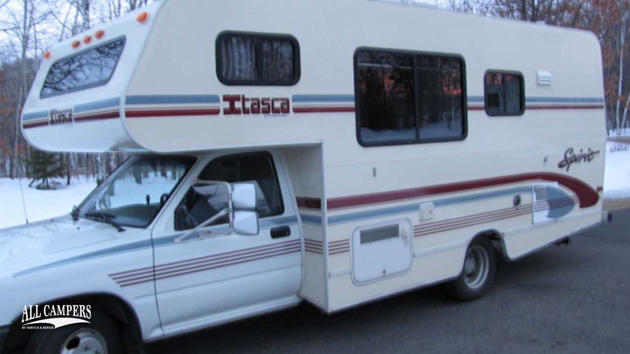 Class C Decal Replacement All Campers Camper Service
