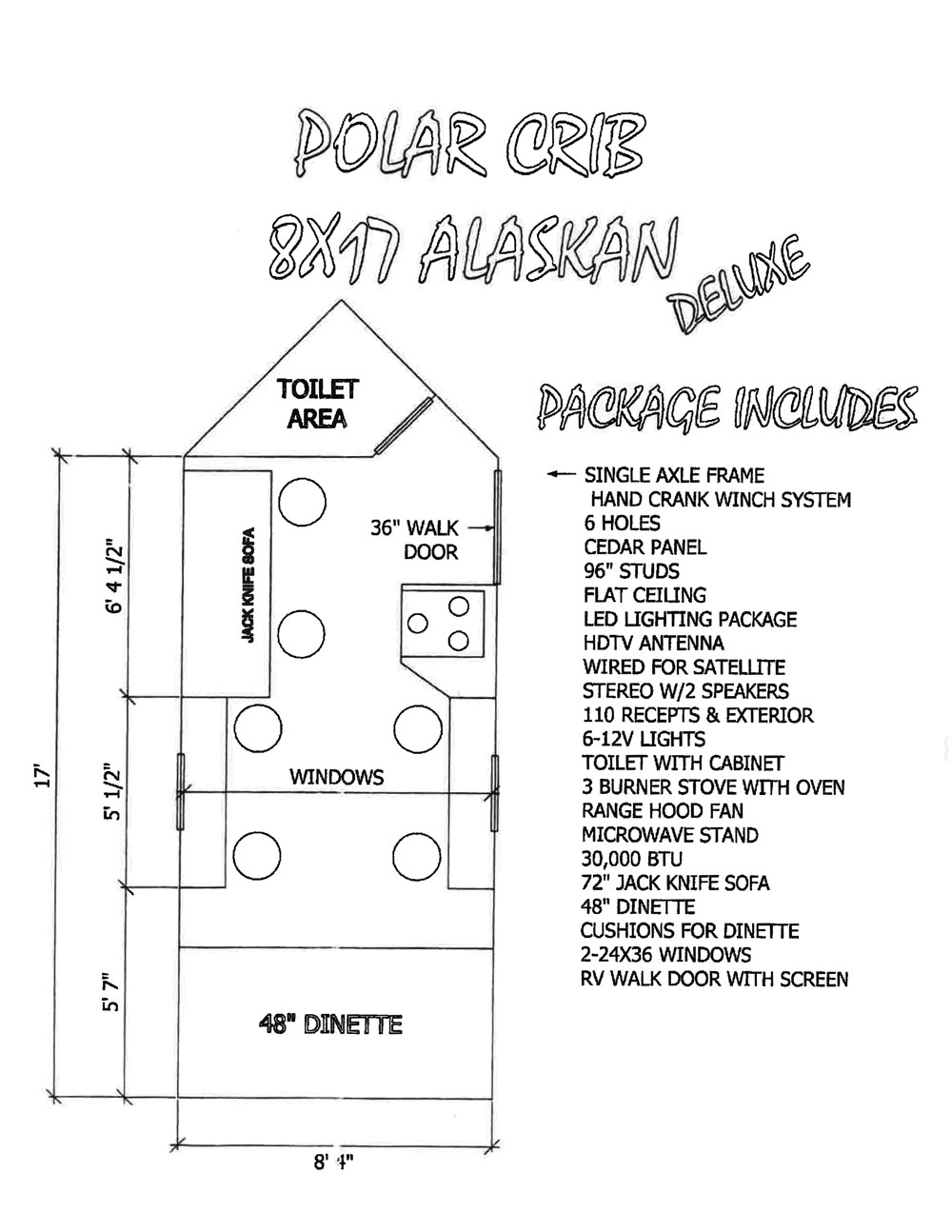 Polar Crib Fish Houses For Sale - ALL Campers - Camper ... on ice building, ice trailer plans, ice signs, iceshanty plans, ice houses on farms, ice houses in the 1800s, 8x10 ice shack plans, ice office, ice dogs, ice luge stand plans, indoor riding arena building plans, stable plans, ice landscaping, plant press plans, ice wedding, ice box plans, ice appliances, ice furniture, ice boat plans, rustic ice chest plans,